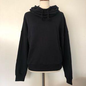 NWOT | PUMA Drawstring Cowl Neck Sweatshirt